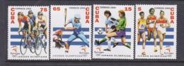 2000 Sydney Cuba Olympic Set MNH - Summer 2000: Sydney
