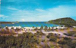 "CARAÏBES ANTILLES Caribbean West Indies - ANTIGUA - Half Moon Hotel Or Blue Waters Hotel "" Both Are Fun ""  CPSM PF - Antigua & Barbuda"