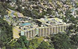 CARAÏBES ANTILLES Caribbean West Indies - TRINIDAD & TOBAGO - PORT OF SPAIN : Trinidad Hilton Hotel - CPSM PF - Trinidad