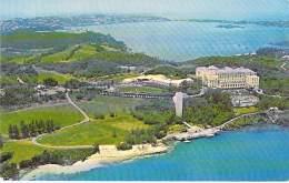 CARAÏBES ANTILLES Caribbean West Indies - BERMUDA ISLANDS - Les Bermudes TUCKER TOWN The Castle Harbour Hotel - CPSM PF - Bermudes