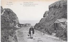 VAUCOTTES SUR MER - La Descente à La Mer - Non Classés