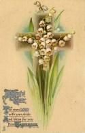 EASTER - JOYFUL - TUCKS E1019 X56 - Easter