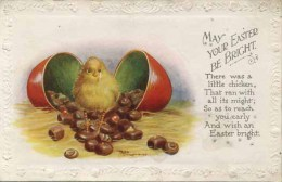EASTER - MAY YOUR EASTER BE BRIGHT X64 - Easter