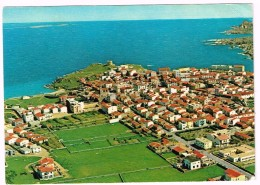 R1725 Santa Teresa Di Gallura (Sassari) - Panorama Aereo Vista Aerea Aerial View Vue Aerienne / Viaggiata 1970 - Altre Città