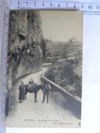 46 - AUTOIRE - La Route Et Les Gorges - France