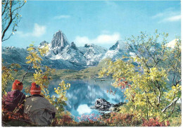 FROM VESTERALEN FACING THE MOUNTAIN RAEKA X ITALY - Norvegia