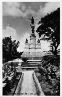 "06001""VENEZUELA - CARACAS - MONUMENTO DE COLON"" CART. ILL. ORIG. SPEDITA 1948 - Venezuela"