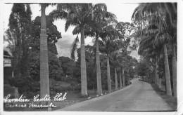 "06002 ""VENEZUELA - CARACAS - CARRETERA CONTRI CLUB"" CART. ILL. ORIG. SPEDITA 1948 - Venezuela"