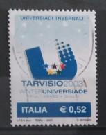 2003. ITALIA. USADO - USED. - 6. 1946-.. Repubblica