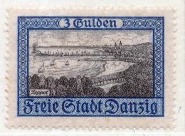 DANZIG - 1924 - Mi 209 - ZOPPOT - MNH ** - Danzig