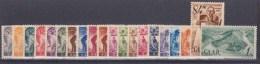 Saarland MiNr. 206-225 ** (R705) - Unused Stamps
