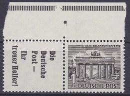 Berlin MiNr. W 39 ** (R708) - [5] Berlin