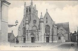 Bergues Eglise St Martin - Bergues