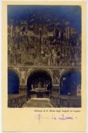 Affresco Di S.maria Degli Angeli In Lugano - Formato Piccolo Non Viaggiata - Svizzera