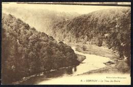 CORBION - Le Trou Du Diable - Circulé - Circulated - Gelaufen - 1932. - Bouillon