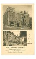 41 - BLOIS - HÖTEL DE LA GERBE D'OR.... - Blois