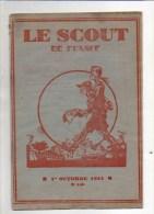 """Revue """" Le Scout De France"""" N° 140 1er Octobre 1931 - 1901-1940"""
