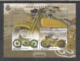 SPAIN SHEET MOTORCYCLE HARLEY DAVIDSON - Motorräder