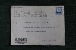 Enveloppe Timbrée Publicitaire - BARCELONA, ARNO MARISTANY - Spain