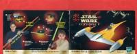 CATALOGUE STAR WARS EPISODE I 1999 HASBRO TOY ET GAME GUIDE - Episode I