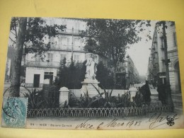 B1 4982 - 06 NICE - SQUARE CARNOT - 1903 - ANIMATION - Places, Squares