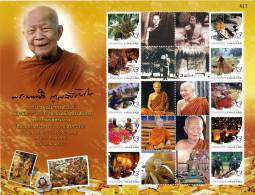 THAILAND - LUANG TA MAHA BUA - SPECIAL OFFER 50% OFF - MNH ** - Thailand