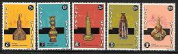 Ethiopia, Scott # 946-50 MNH Set Containers, 1979 - Ethiopia