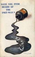 COMIC - HAVE YOU HEARD OF THE INKY WAY? - REG MAURICE - X33 - Fumetti