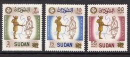 Sudan Mounted Mint Stamps - Sudan (1954-...)