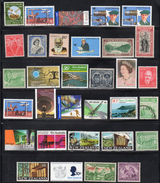 Australia & New Zealand Mounted Mint, Mnh, And Fine Used Stamps - Stamps
