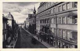 CASLAV (Böhmen) - Gel.1939 - Böhmen Und Mähren