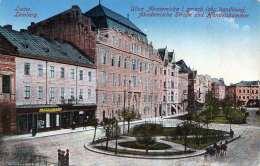 LWÖW, LEMBERG (Ukraine) - Akademische Strasse Und Handelskammer, 1916 - Ukraine