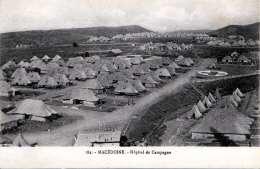 MACEDOINE - Hopitaöl De Campagne, 1915 - Mazedonien