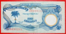 § SUN: BIAFRA ★ 5 SHILLINGS (1968-1969)! LOW START★NO RESERVE! - Nigeria
