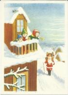 Holidays & Celebrations > Christmas> Santa Claus,New Year, - Kerstman