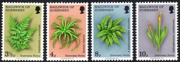 Ferns Mnh Stamps - Plants