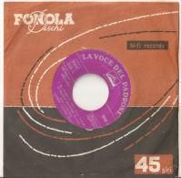 """Barimar E L'Allegra Brigata – 'a Luciana - Piccolo Soldatino 1956 7"""" NM/CG - Country & Folk"""