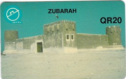 Qatar, QTR-29, 20 ر.ق), Zubarah - Castle, 2 Scans. Scans. - Qatar