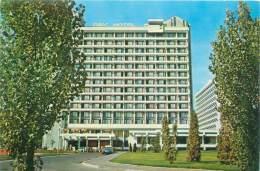 """CPM - BUCURESTI - Hotel """"Parc"""" - Roumanie"""