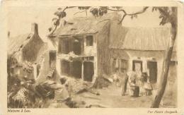 Maisons à LOO (Par Henri Anspach) - Lo-Reninge