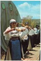 ECUADOR - OTAVALO ANNUAL FEAST OF THE CORN / THEMATIC STAMPS-FLOWERS / FISH / SHIP - Ecuador