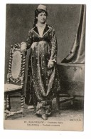 Grece Salonique Costume Turc - Grèce
