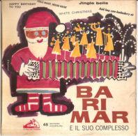 "Barimar E Il Suo Complesso – Happy Birthday To You 1958 7"" NM/VG+ - Christmas Carols"