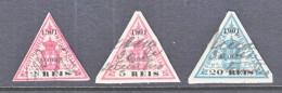 AZORES  REVENUES  1901  (o) - Azores