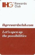 InterContinental Hotels Group - Room Key