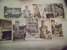 LOT DE 10 CARTES LUXEUIL LES BAINS ...(70) - Cartes Postales