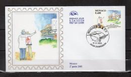 """Enveloppe 1er Jour En Soie De 2005 """" ARTS PLASTIQUES """" N° YT 2482. Parfait état. FDC - FDC"""