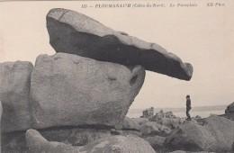 G , Cp , 22 , PLOUMANAC'H , Le Parapluie - Ploumanac'h
