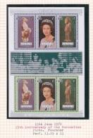 Cook Islands -Aitutaki SG 260MS 1978 25th Anniversary Of Coronation Miniature Sheet MNH - Cook