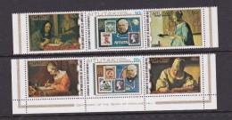 Cook Islands -Aitutaki SG 273-78 1979  Death Centenary Of Sir Rowland Hill MNH - Cook Islands